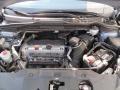 2010 Glacier Blue Metallic Honda CR-V LX AWD  photo #9