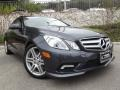 Steel Grey Metallic - E 550 Coupe Photo No. 1