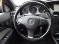 2010 E 550 Coupe Steering Wheel