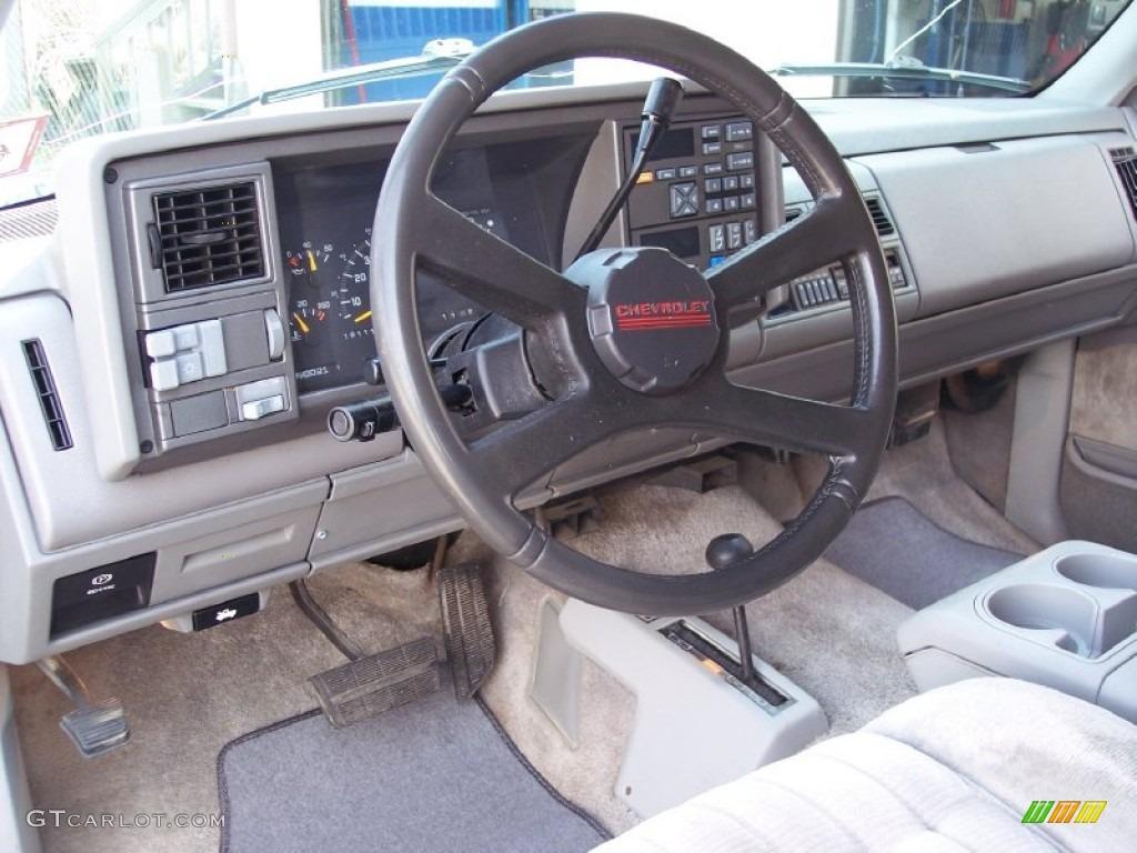 1993 Chevrolet Suburban K1500 4x4 Dashboard Photos