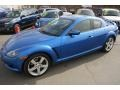 Winning Blue Metallic 2005 Mazda RX-8