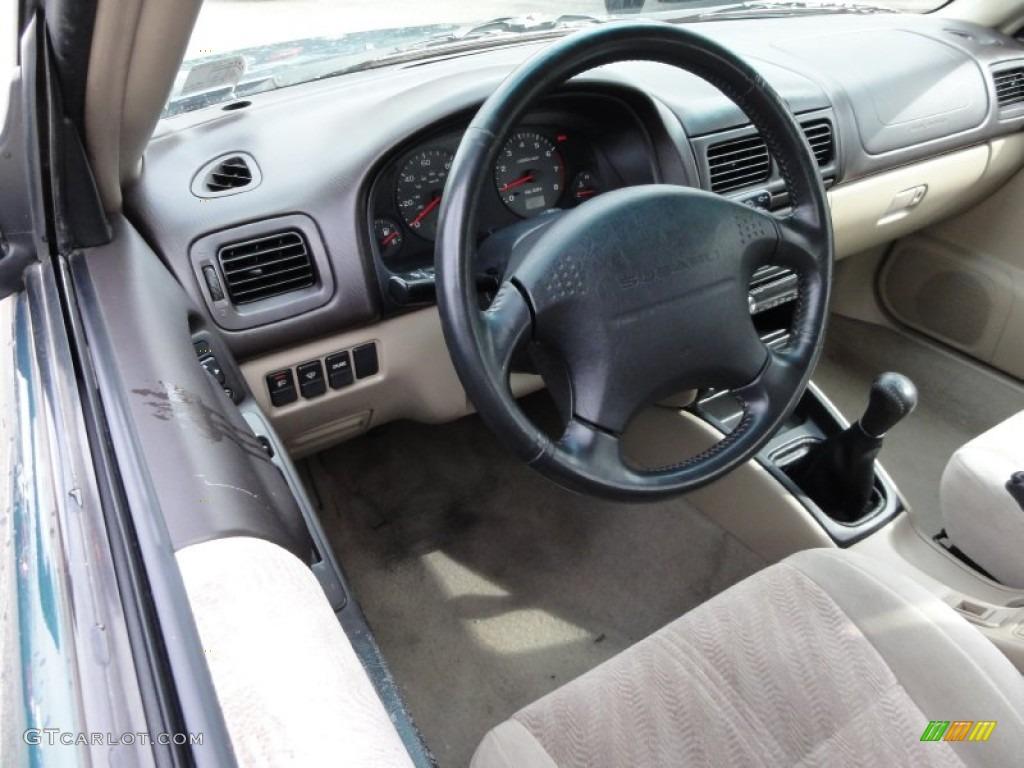 2001 Subaru Forester 2 5 S Interior Photo 62814114