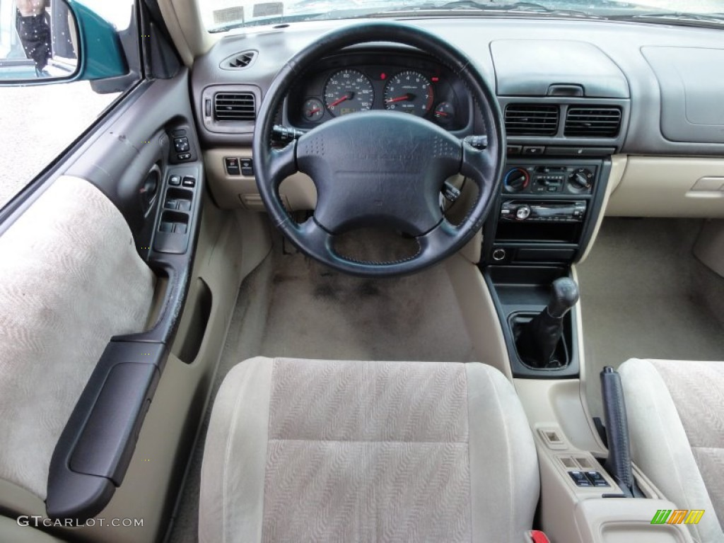 2001 Subaru Forester 2 5 S Dashboard Photos