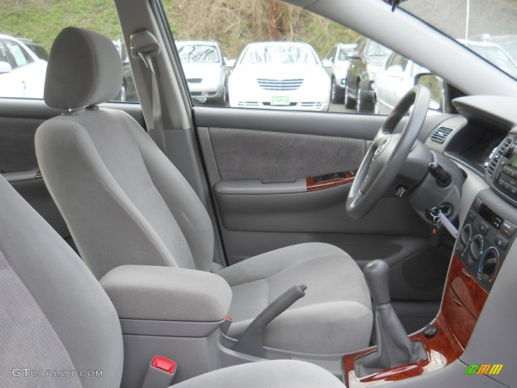 stone interior 2007 toyota corolla le photo 62814667. Black Bedroom Furniture Sets. Home Design Ideas