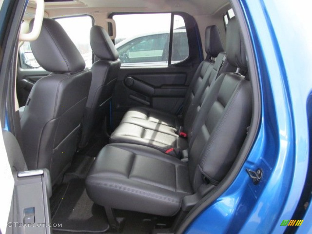 2010 Ford Explorer Sport Trac Adrenalin AWD Interior Color ...