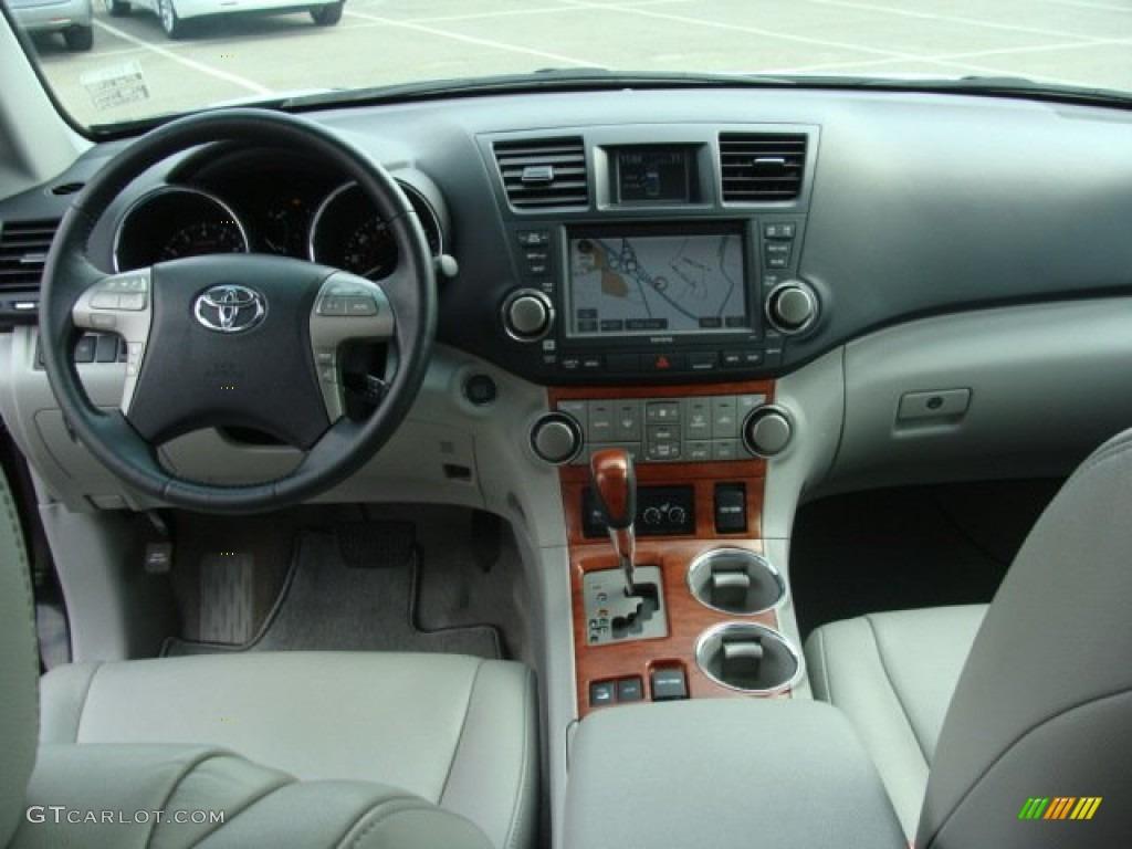 2010 Black Toyota Highlander Limited 4wd 62757568 Photo 9 Car Color Galleries