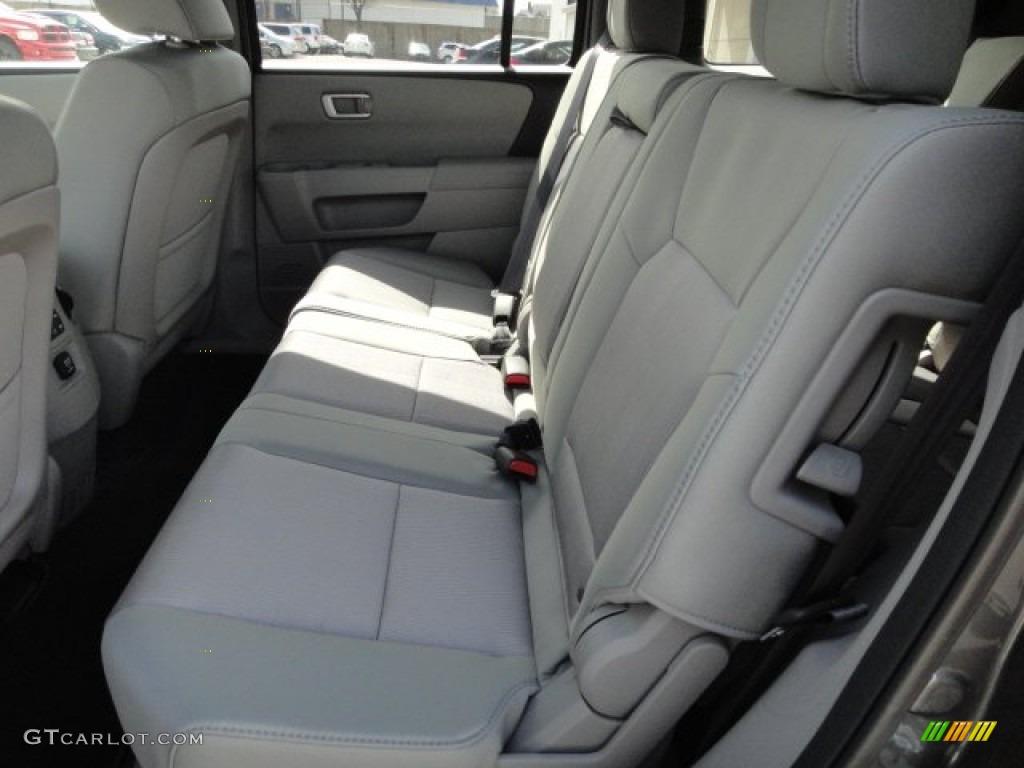 2012 honda pilot ex 4wd rear seat photo 62824519. Black Bedroom Furniture Sets. Home Design Ideas