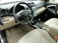 Sand Beige Prime Interior Photo for 2011 Toyota RAV4 #62828437