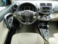 Sand Beige Dashboard Photo for 2011 Toyota RAV4 #62828482