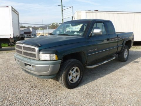 1997 dodge ram 1500 slt extended cab 4x4 data info and specs. Black Bedroom Furniture Sets. Home Design Ideas