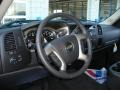 2012 Mocha Steel Metallic Chevrolet Silverado 1500 LT Crew Cab 4x4  photo #20