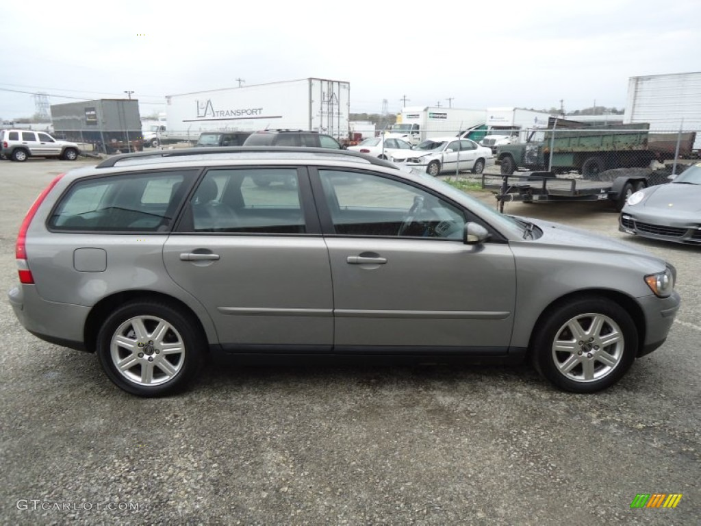 Flint Grey Metallic 2006 Volvo V50 2 4i Exterior Photo