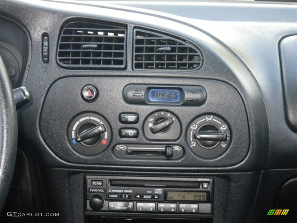 2000 mitsubishi mirage de coupe controls photo 62849788