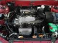1.5 Liter SOHC 12-Valve 4 Cylinder 2000 Mitsubishi Mirage DE Coupe Engine