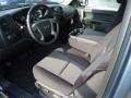 2012 Blue Granite Metallic Chevrolet Silverado 1500 LT Crew Cab 4x4  photo #7