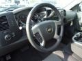 2012 Blue Granite Metallic Chevrolet Silverado 1500 LT Crew Cab 4x4  photo #12