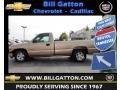 2000 Sunset Gold Metallic Chevrolet Silverado 1500 LS Regular Cab  photo #1