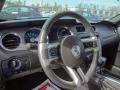2011 Grabber Blue Ford Mustang V6 Convertible  photo #10