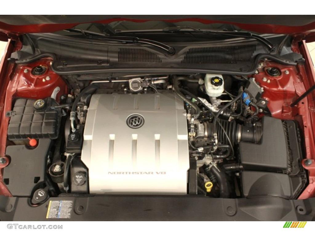 2006 Buick Lucerne CXL 4.6 Liter DOHC 32 Valve Northstar ...
