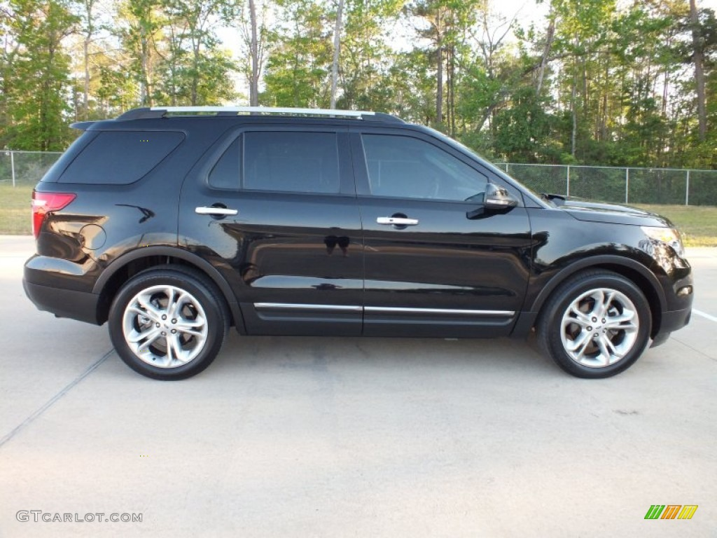 Black 2012 Ford Explorer Limited Exterior Photo 62867411