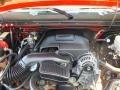 2009 Victory Red Chevrolet Silverado 1500 LT Crew Cab  photo #48