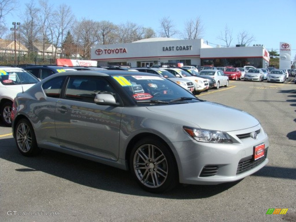 Scion Cement Grey : Cement gray scion tc gtcarlot car