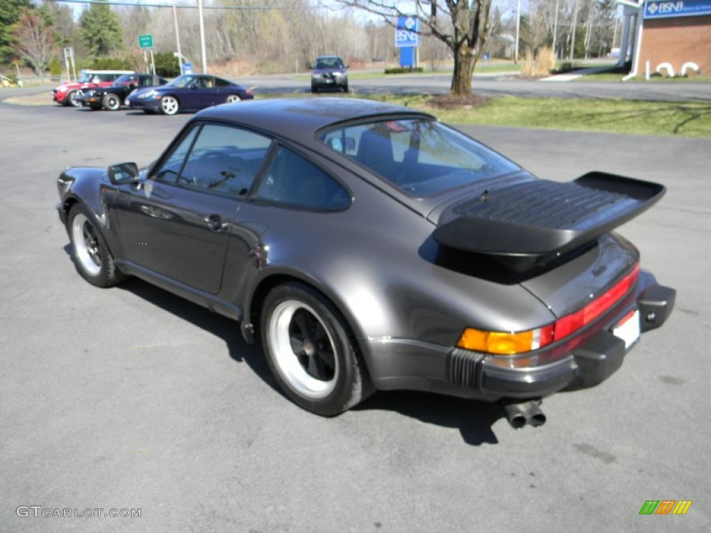 1989 Porsche 911 Carrera Turbo Porsche 911 Whale Tail