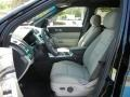 2012 Ford Explorer Medium Light Stone Interior Front Seat Photo
