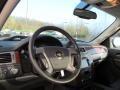 2011 Black Chevrolet Silverado 1500 LTZ Extended Cab 4x4  photo #16