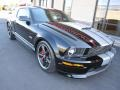 2007 Black Ford Mustang Shelby GT Coupe  photo #12