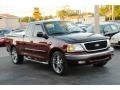 Burgundy Red Metallic - F150 Heritage Edition Supercab Photo No. 5