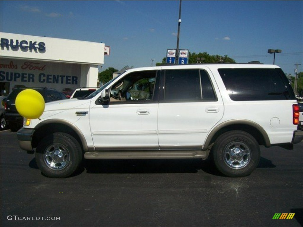 2002 oxford white ford expedition eddie bauer 4x4 62864423 photo 18 gtcarlot com car color galleries gtcarlot com