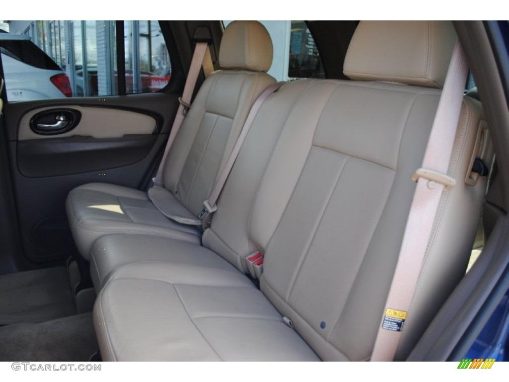Service Manual 2004 Buick Rainier Back Seat Removal