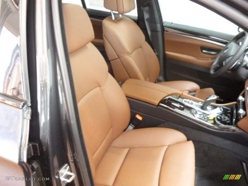 2012 Dark Graphite Metallic Ii Bmw 5 Series 550i Xdrive Sedan 62864385 Photo 10