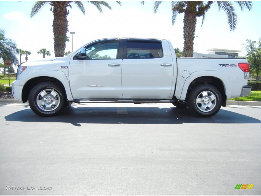 Tundra Limited 2016 >> 2011 Super White Toyota Tundra Limited CrewMax #62864361   GTCarLot.com - Car Color Galleries