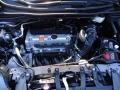 2012 Basque Red Pearl II Honda CR-V EX-L 4WD  photo #40
