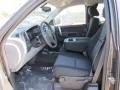 2012 Mocha Steel Metallic Chevrolet Silverado 1500 LS Extended Cab  photo #9