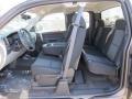 2012 Mocha Steel Metallic Chevrolet Silverado 1500 LS Extended Cab  photo #10
