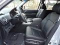 2012 Honda Pilot Black Interior Front Seat Photo