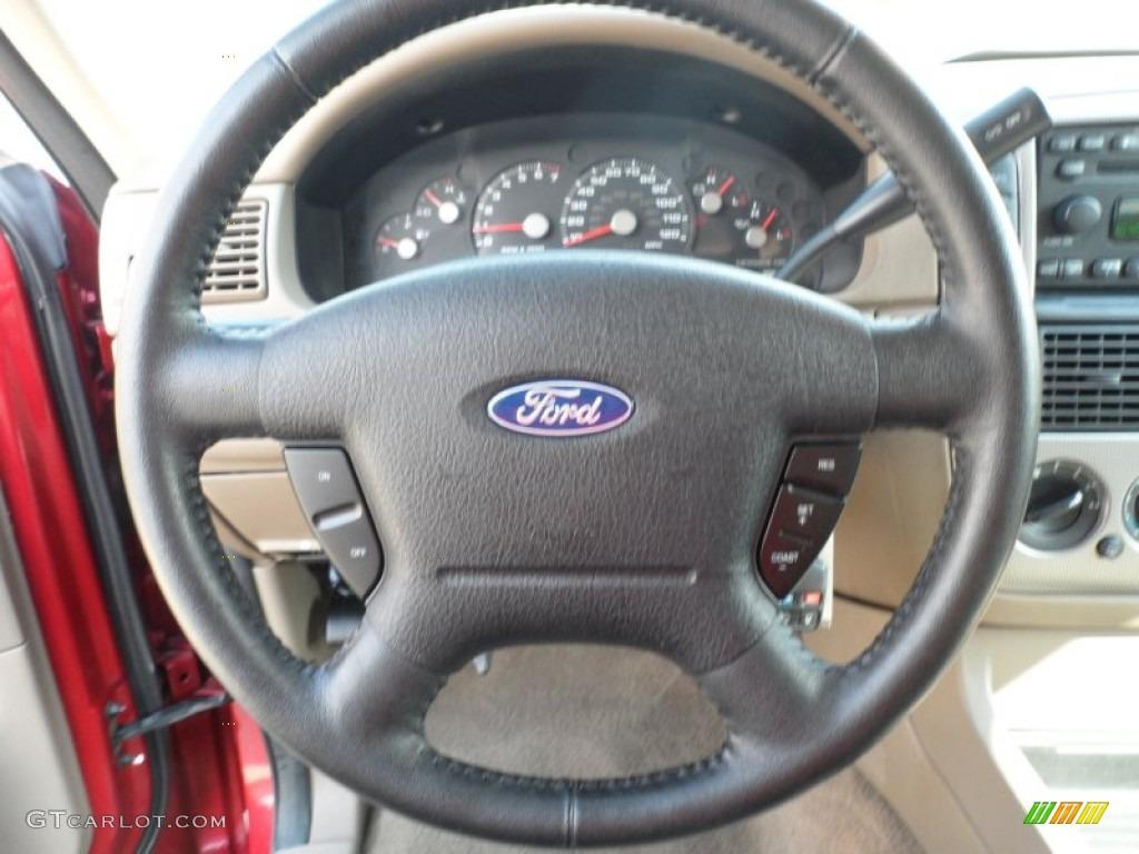 2005 Ford Explorer XLT 4x4 Steering Wheel Photos ...