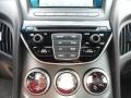 Red Leather/Red Cloth Controls Photo for 2013 Hyundai Genesis Coupe #62960647