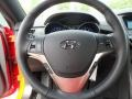 Red Leather/Red Cloth Steering Wheel Photo for 2013 Hyundai Genesis Coupe #62960668