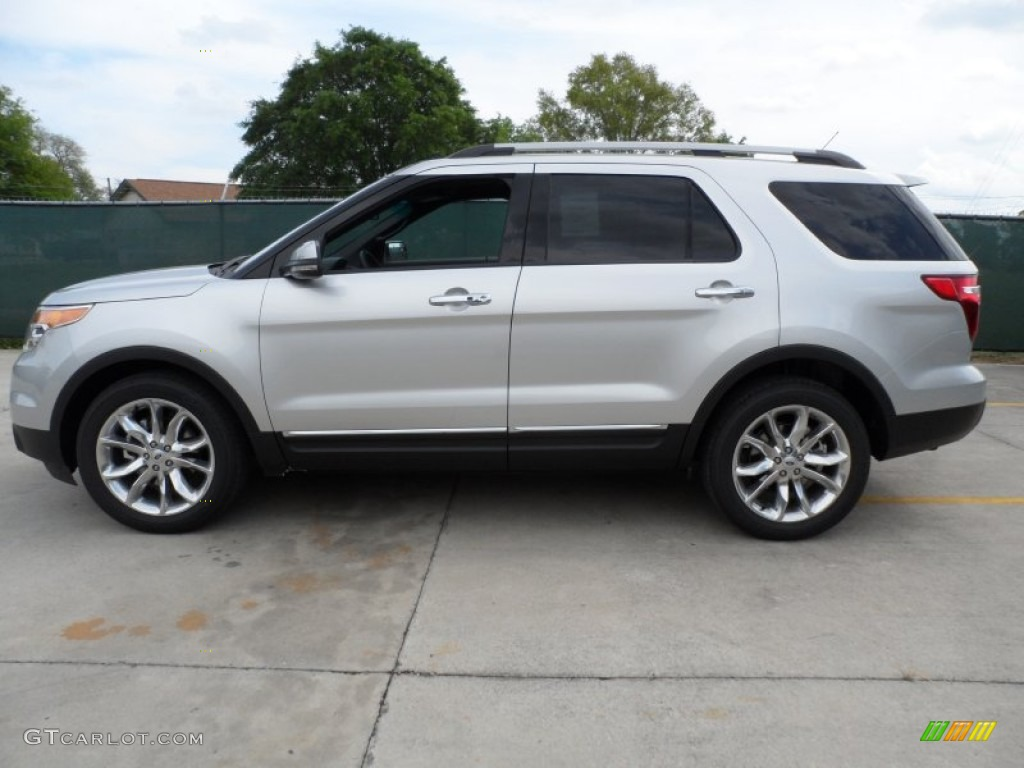 ingot silver metallic 2013 ford explorer limited exterior photo. Cars Review. Best American Auto & Cars Review