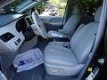 2012 Silver Sky Metallic Toyota Sienna XLE AWD  photo #17