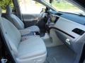 2012 Silver Sky Metallic Toyota Sienna XLE AWD  photo #22