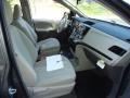 2012 Predawn Gray Mica Toyota Sienna V6  photo #18