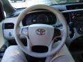 2012 Predawn Gray Mica Toyota Sienna V6  photo #20