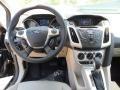 2012 Tuxedo Black Metallic Ford Focus SE Sedan  photo #26