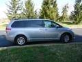 2012 Silver Sky Metallic Toyota Sienna XLE AWD  photo #8