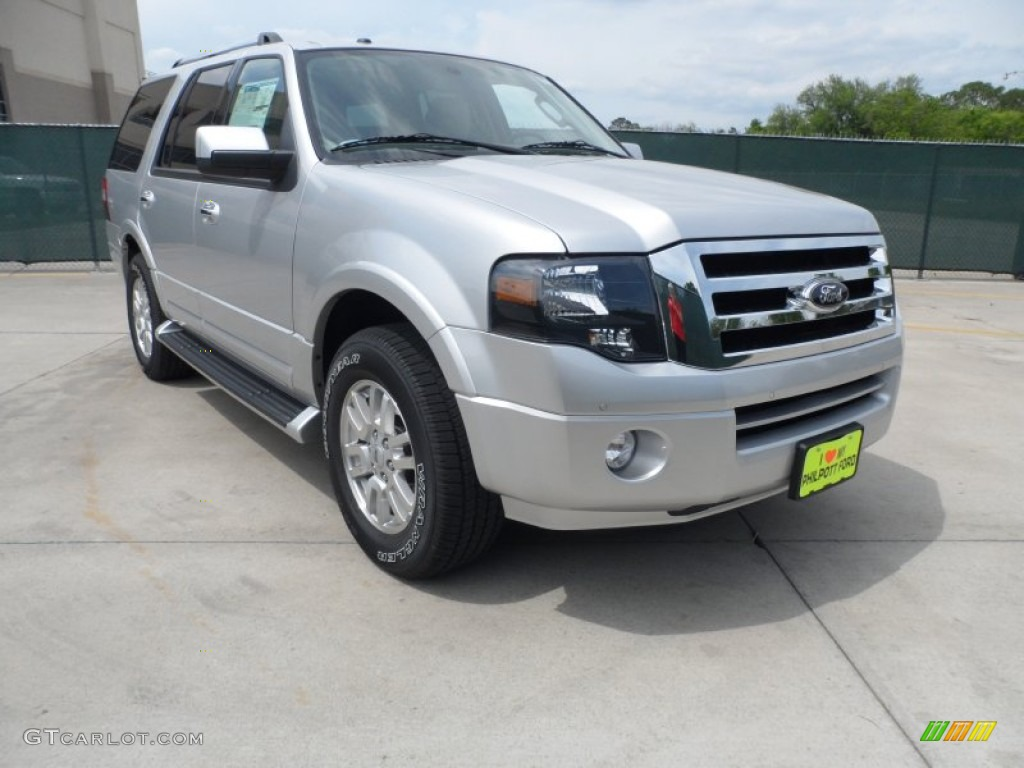 Ingot silver metallic ford expedition